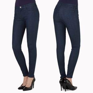J Brand Maria Serpentine Super Skinny Jeans Sz 31